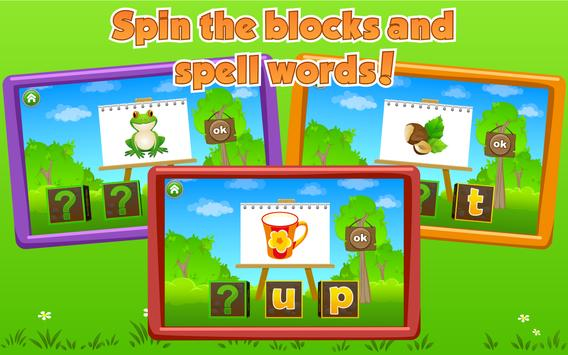 Learn to Read with Tommy Turtle screenshot 9