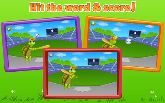 Learn to Read with Tommy Turtle 截圖 3
