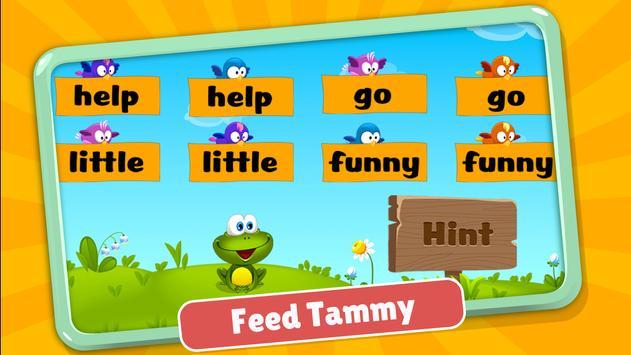 Kids Reading Sight Words Lite screenshot 6