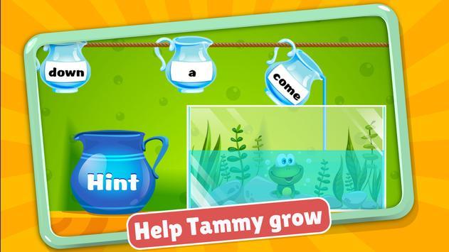 Kids Reading Sight Words Lite screenshot 10