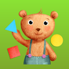 Kids Shapes and Colors أيقونة