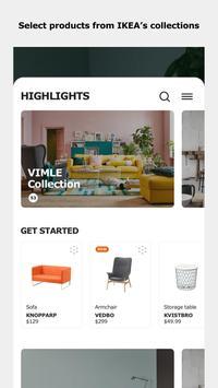 IKEA Place screenshot 1