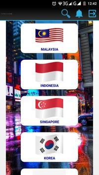 Visasia Plus screenshot 1