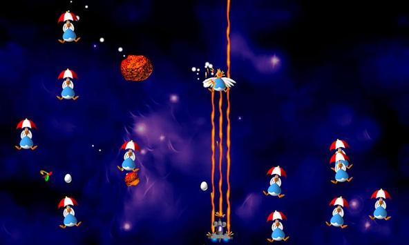 Chicken Invaders 2 capture d'écran 2