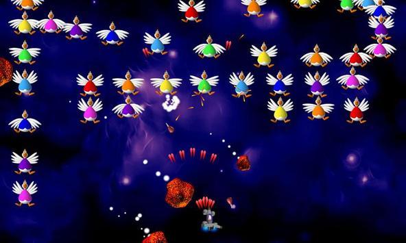 Chicken Invaders 2 capture d'écran 4