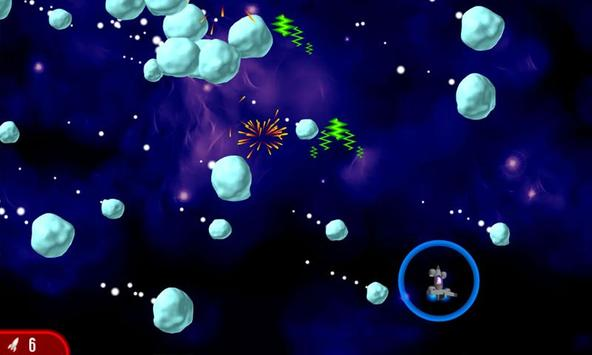 Chicken Invaders 2 Xmas screenshot 2