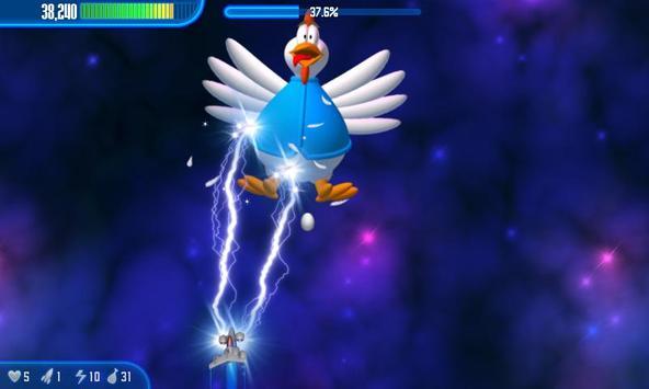 Chicken Invaders 3 Affiche