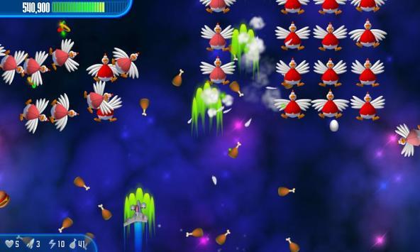 Chicken Invaders 3 capture d'écran 1