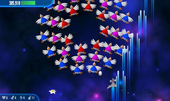 Chicken Invaders 3 capture d'écran 3