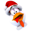 Chicken Invaders 3 Xmas icon