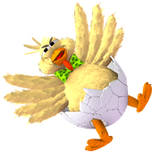 Chicken Invaders 4 Easter icône