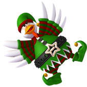 Chicken Invaders 4 Xmas HD icône