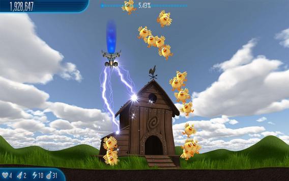 Chicken Invaders 5 تصوير الشاشة 4