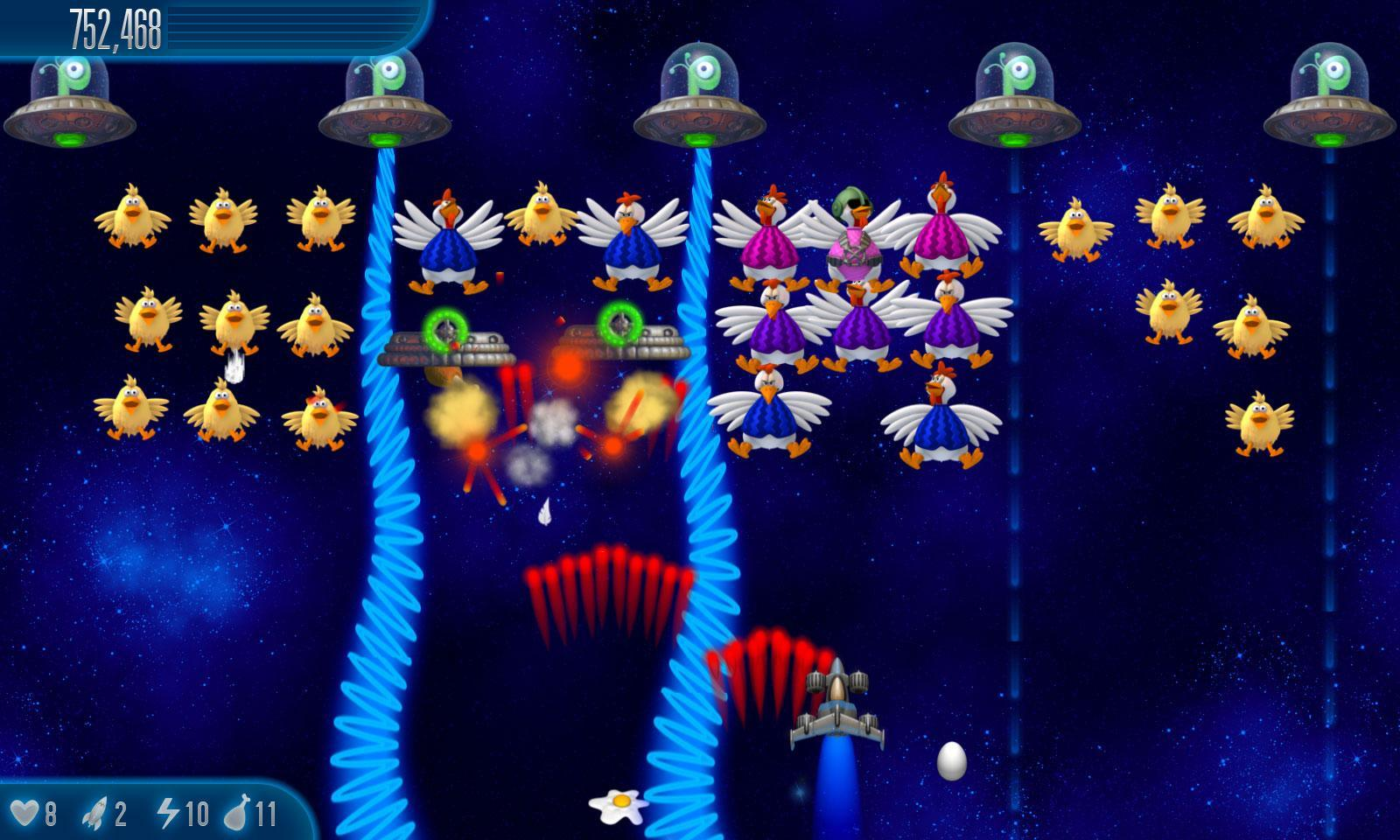 chicken invaders mobile game free download