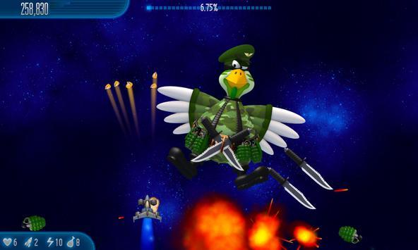 Chicken Invaders 5 HD (Tablet) Plakat