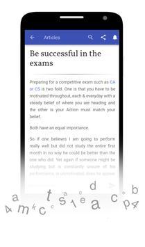 CCI Student - CA Student app for CA Final IPC CPT screenshot 3