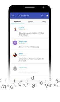 CCI Student - CA Student app for CA Final IPC CPT screenshot 4
