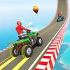 Icona Corsa ATV quad bravata: tracce impossibili 3D