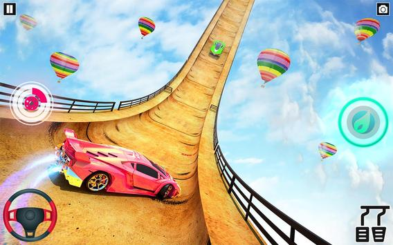 Mega Ramp Car Stunt Games : Free Car Driving Games screenshot 4
