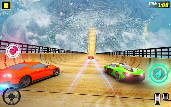 Mega Ramp Car Stunt Games : Free Car Driving Games screenshot 13