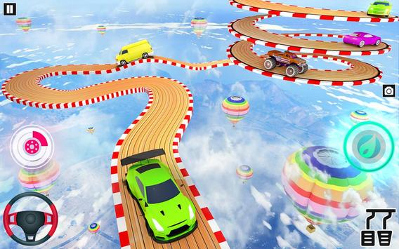 Mega Ramp Car Stunt Games : Free Car Driving Games screenshot 18