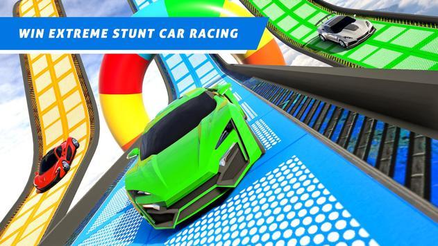 Mega Ramp Car Stunt Games : Free Car Driving Games screenshot 23