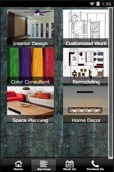 Interior Project screenshot 1