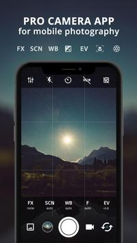 ProCam X - Lite ( HD Camera Pro ) الملصق