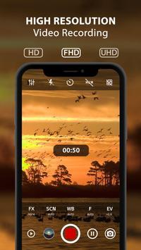 ProCam X - Lite ( HD Camera Pro ) تصوير الشاشة 1