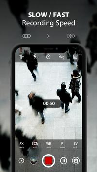 ProCam X - Lite ( HD Camera Pro ) تصوير الشاشة 4