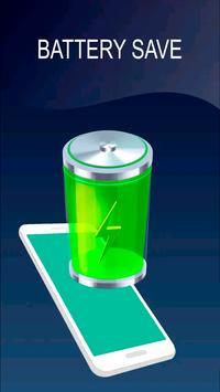 Fast Cleaner & Battery Saver screenshot 1