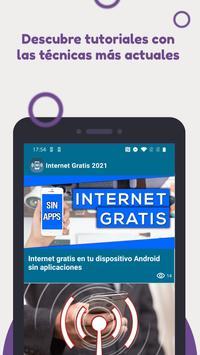 Internet Free Android Tutorials screenshot 1