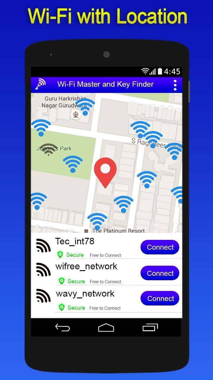 Wifi Password Master:Show All Wifi Password for Android