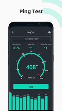 Internet speed test Meter- SpeedTest Master screenshot 5