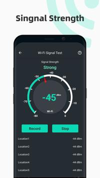 Internet speed test Meter- SpeedTest Master screenshot 3