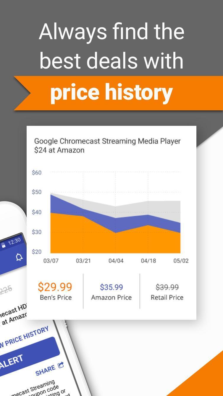 Ben's Bargains - Shop deals, discounts & sales for Android - APK