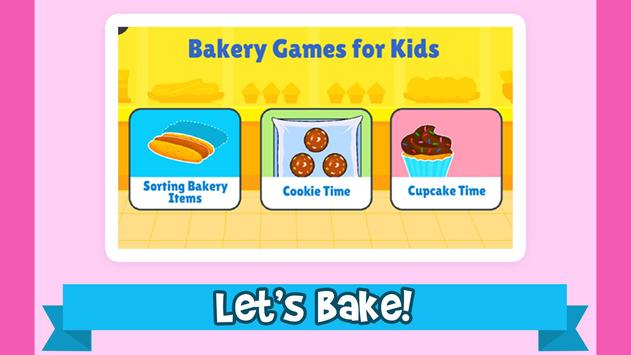 Cooking & Kitchen Games For Kids - Free & Offline screenshot 10
