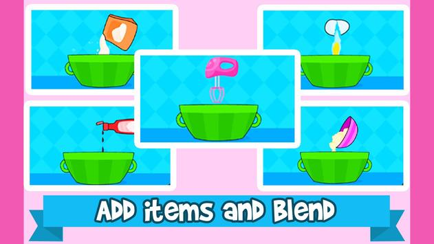 Cooking & Kitchen Games For Kids - Free & Offline screenshot 12