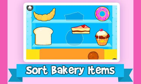 Cooking & Kitchen Games For Kids - Free & Offline screenshot 1