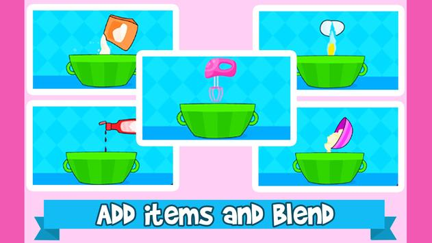 Cooking & Kitchen Games For Kids - Free & Offline screenshot 7