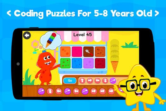 Coding Games For Kids - Learn To Code With Play poster