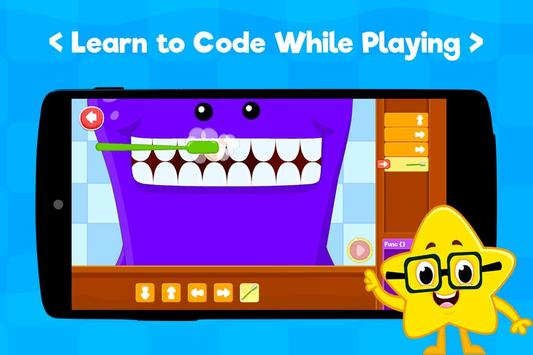 Coding Games For Kids - Learn To Code With Play screenshot 1