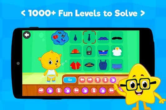 Coding Games For Kids - Learn To Code With Play screenshot 2