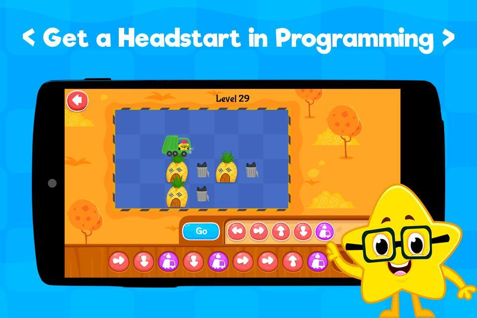 Coding Games For Kids - Learn To Code With Play for Android