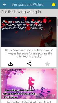 Messages Wishes SMS Collection - Images & Statuses 截图 1