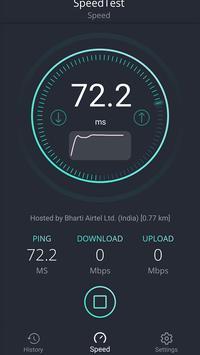SpeedTest -Internet Speed Meter screenshot 7