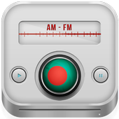 Bangladesh-Radios Free AM FM icon