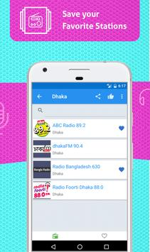 Bangladesh-Radios Free AM FM screenshot 3