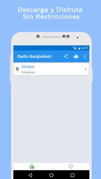 Bangladesh-Radios Free AM FM screenshot 7