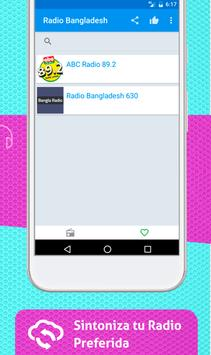Bangladesh-Radios Free AM FM screenshot 4